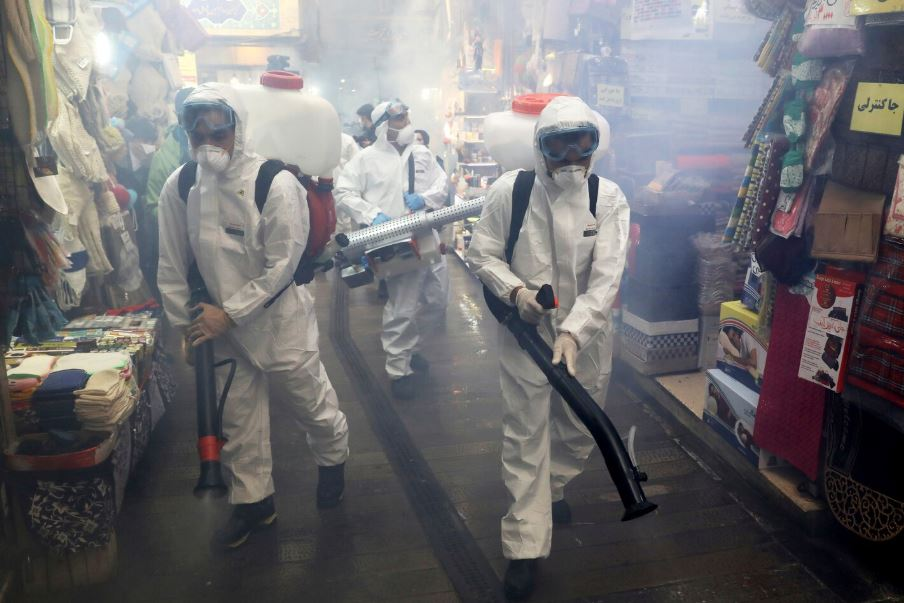 """Koronavirus """"gjunjëzon"""" Iranin, më shumë se 1 000 raste të reja brenda ditës"""