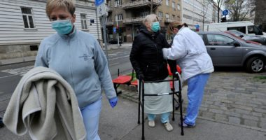Dy të vdekur nga Covid-19 në Kroaci, rritet numri i të infektuarve