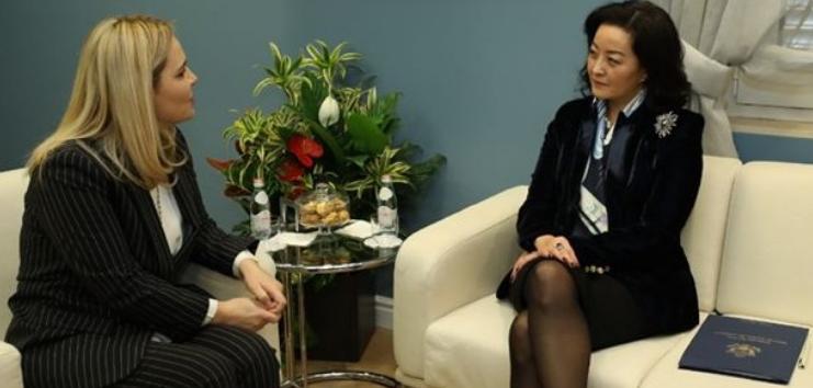 Ambasadorja Kim takim me Kryemadhin, sqaron LSI: Në fokus reforma zgjedhore