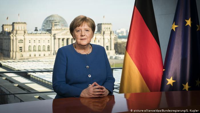 Kancelarja gjermane Merkel, negative dhe në testin e tretë për COVID-19