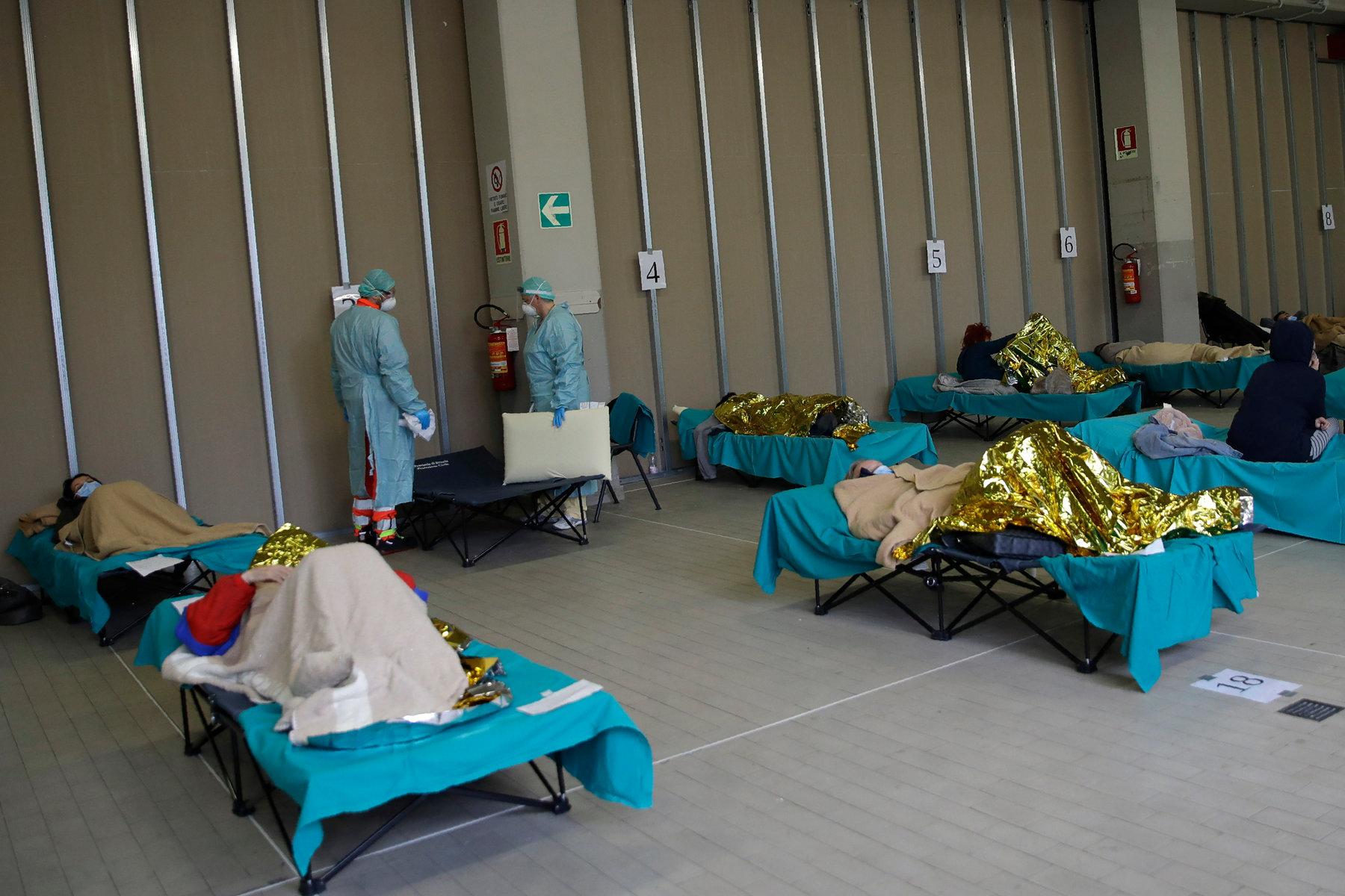 Italia vijon betejën me koronavirusin, shënon 683 viktima në 24 orë