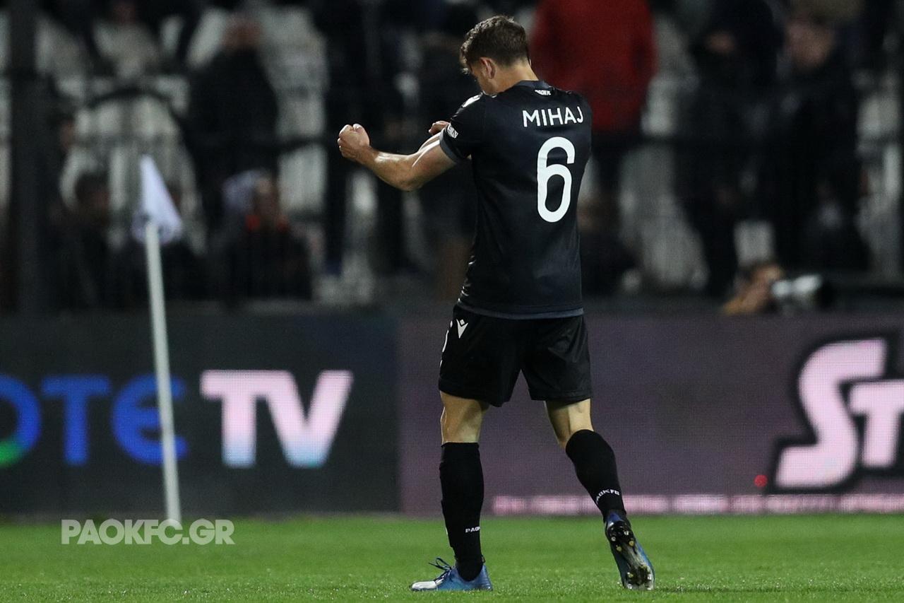Mihaj vendimtar për PAOK, trajneri Ferreira i thur elozhe: Kampion pune