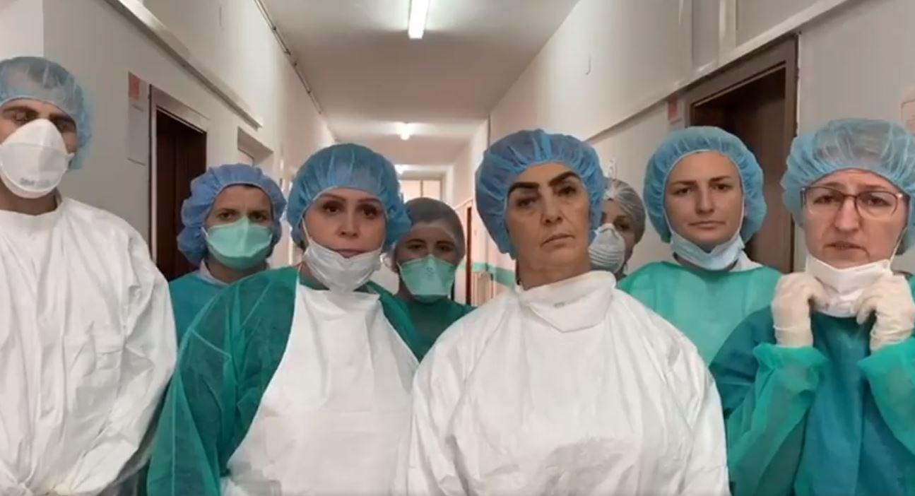 """VIDEO / Rama: Mjekët e infektivit të alarmuar, nëse nuk rrini drejt në këtë """"luftë"""" nuk do ketë më vende në varreza"""