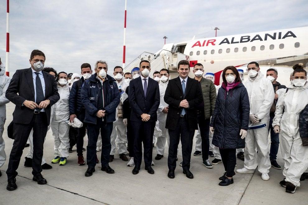 Shkuan në Itali po nuk nisin dot punën, menaxheri i spitalit në Brescia: Do i testojmë fillimisht