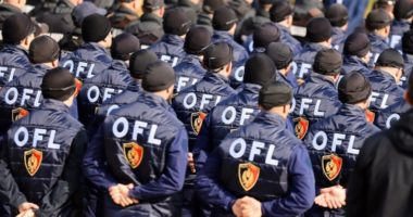 SPAK has made a report on the assets seized under operation Force of Law