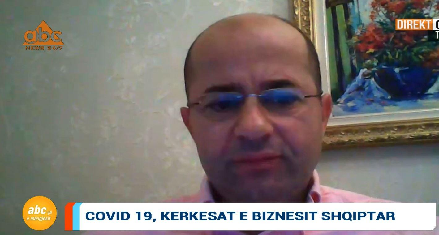 """""""COVID 19 dhe pasojat në ekonomi"""", Arben Shkodra prezanton planin e masave: Urojmë që qeveria ti marrë parasysh"""