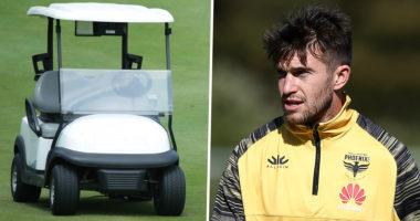 Prishi karantinën, arrestohet i dehur në makinë golfi ylli i A-League