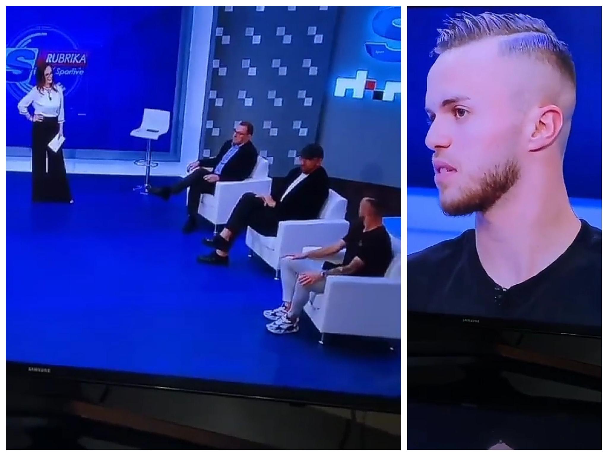 """VIDEO/ Ngacmimi i Olsi Ramës, Albi Doka i lë """"dopio gjashtën"""" me këtë përgjigje"""