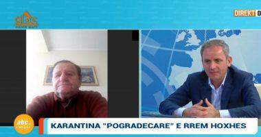 """""""Më kapi koronavirusi në Pogradec"""", Muharrem Hoxha: Nuk e njohim armikun, nuk po e shohim, duhet të kujdesemi"""