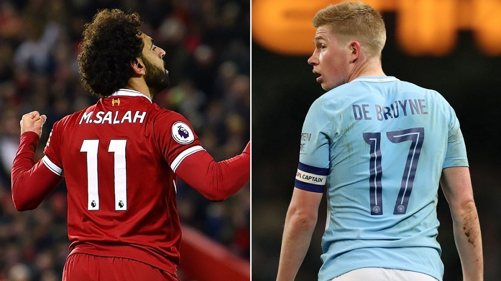 Salah, Grealish, De Bruyne: Kush janë futbollistët me statistikat më të mira?