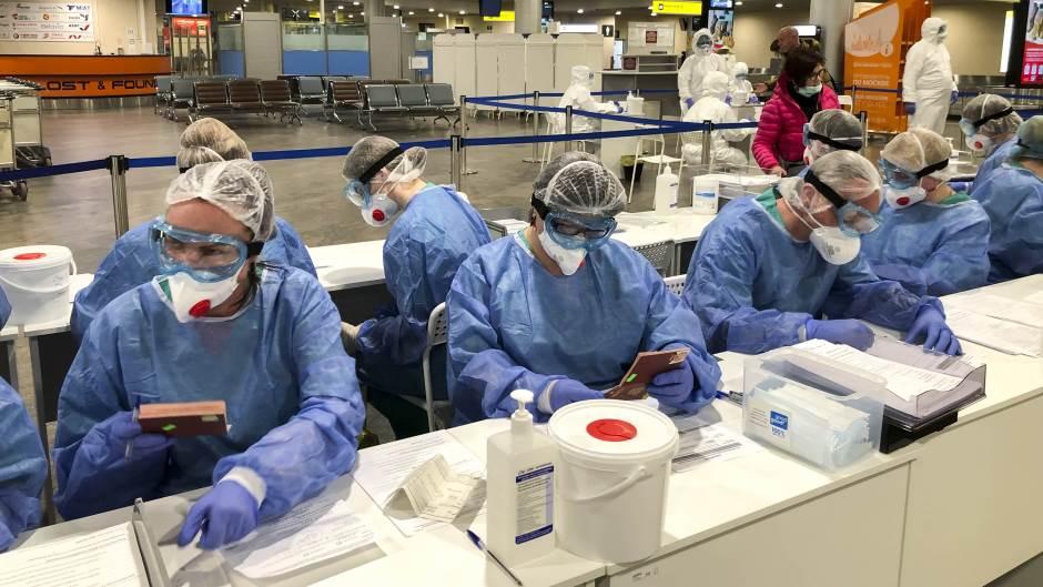 Koronavirusi prek qeverinë serbe, infektohet zyrtari