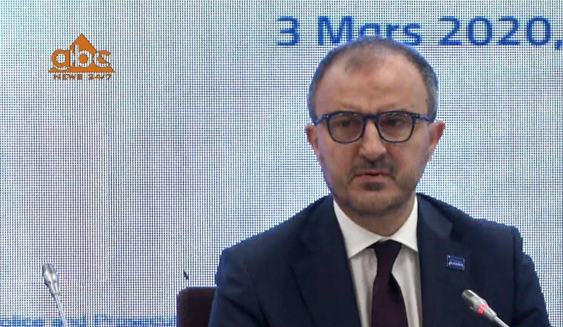 """""""BE 34 mln euro për reformën në drejtësi"""", Soreca: Shqipëria meriton hapjen e negociatave"""
