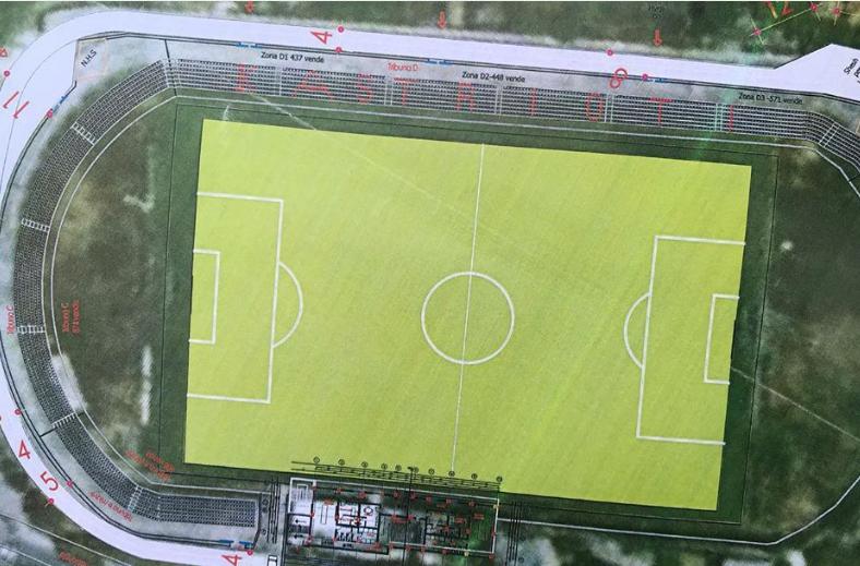 VIDEO/ Superiorja një hap larg, klubi i së Parës nis ndërtimin e stadiumit