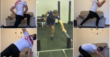 VIDEO/ Dita e 11-të, çfarë duhet të bëjnë futbollistët në karantinë