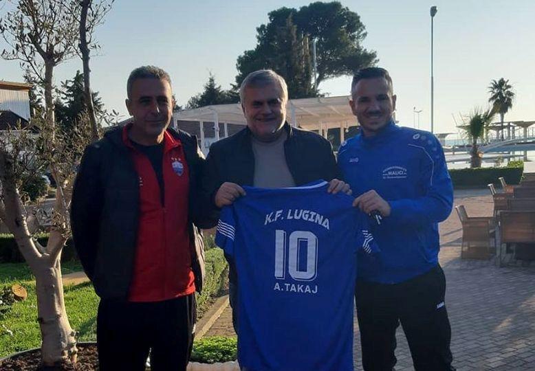 Gavazaj Jr. zbarkon te Kukësi, Skënderbeu marrëveshje me KF Luginën