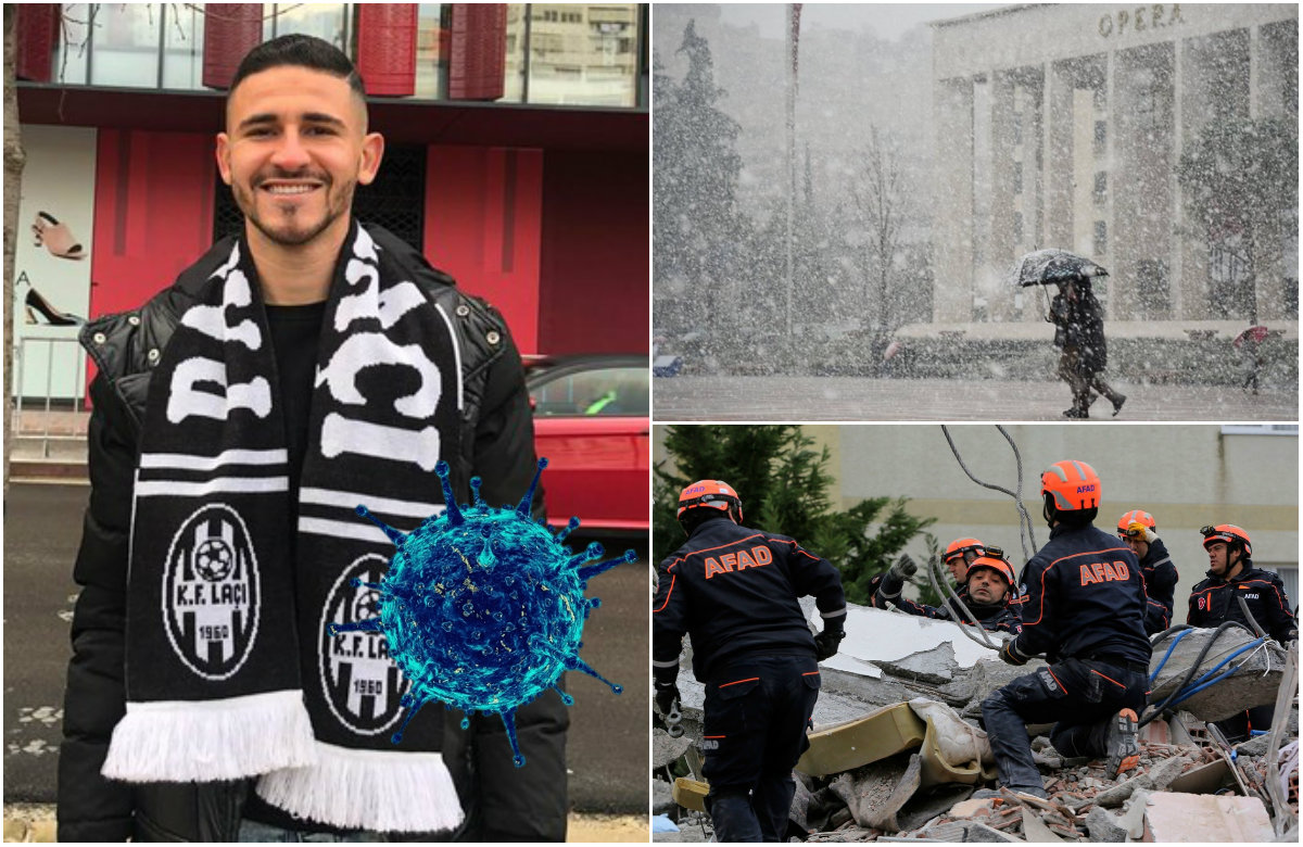 I ftohti i madh, netët në makinë dhe COVID-19: Teco rrëfen vuajtjet në Shqipëri