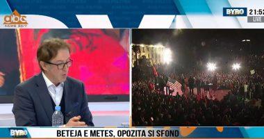 """""""Populli përgjegjës për situatën"""", Alizoti: Shqiptarët nuk reagojnë ndaj padrejtësisë"""