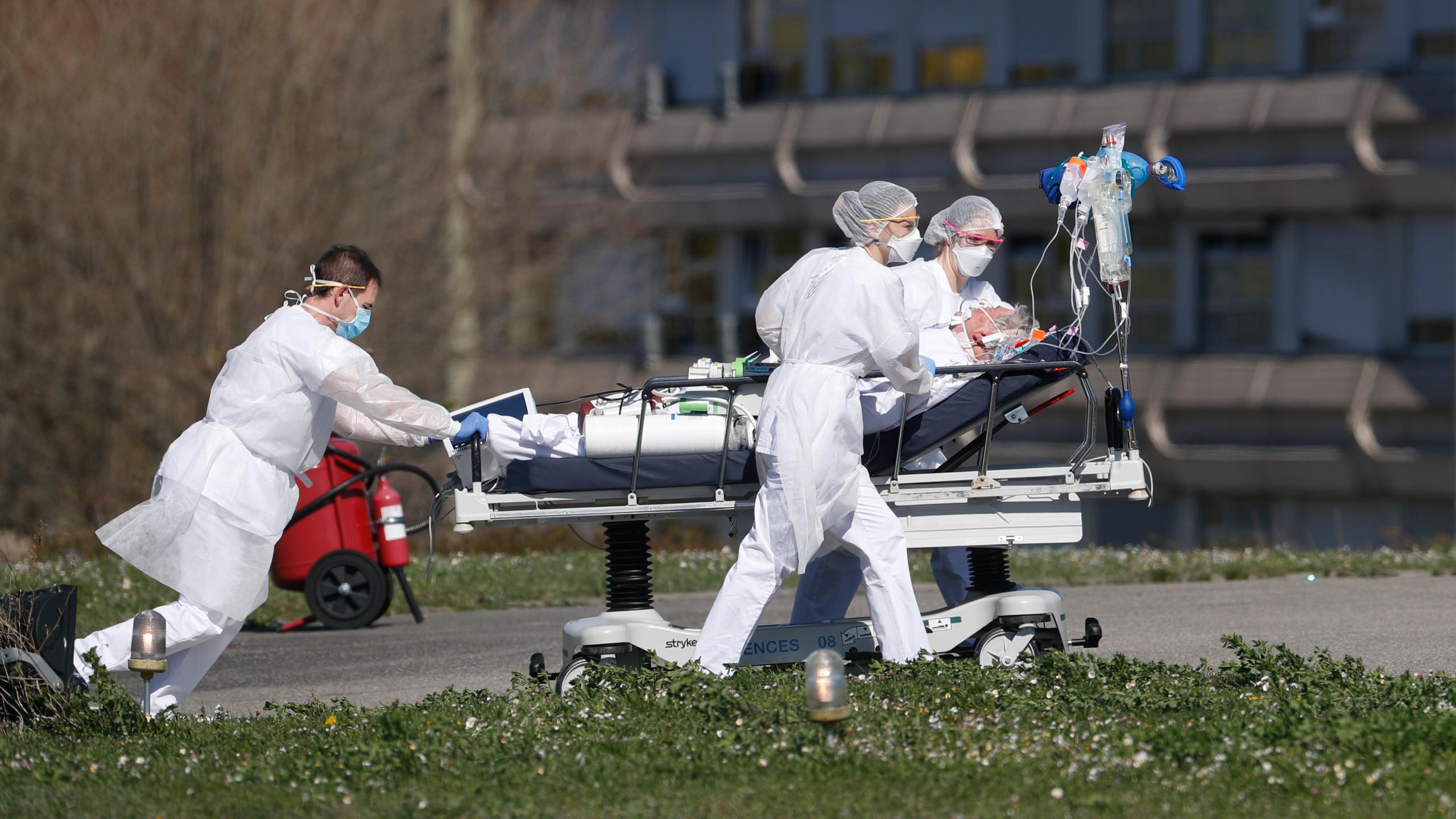 Bilanci tragjik në Spanjë, brenda ditës humbin jetën 769 persona nga koronavirusi