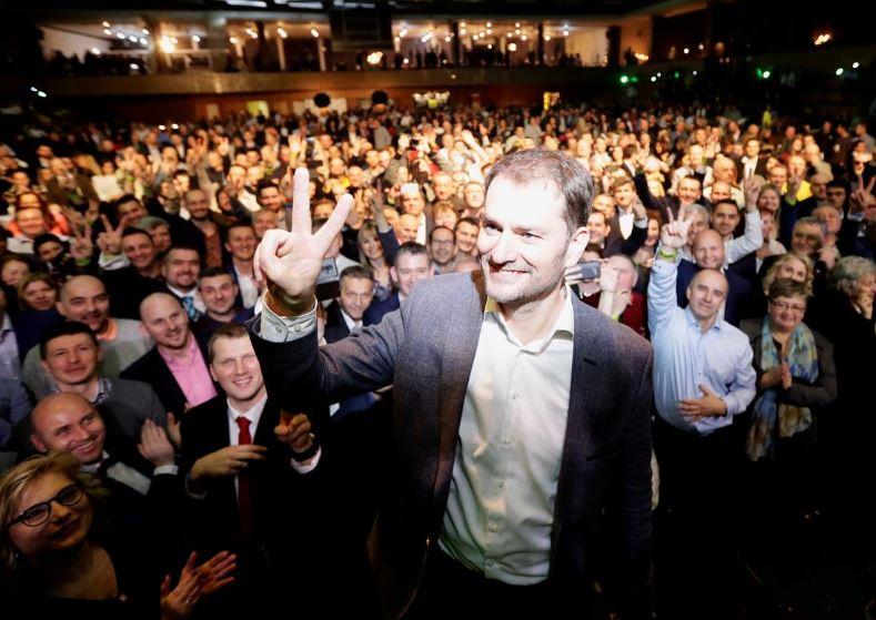 Sllovakët votojnë në zgjedhjet parlamentare, fiton partia opozitare