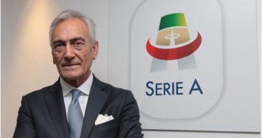 Gravina: Kemi humbur 500 milion euro, të rifillojë kampionati me çdo kusht