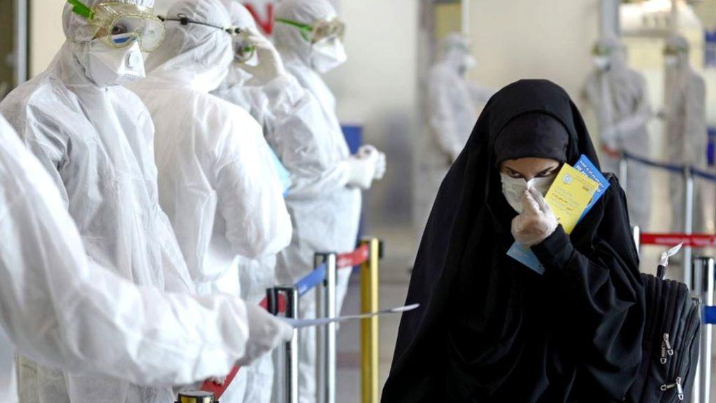 Rritet numri i të infektuarve në Iran, 2875 raste të reja në 24 orë