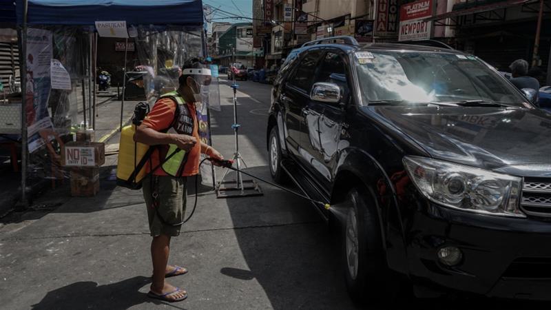 Kishte dalë pa maskë, qëllohet për vdekje burri në Filipine