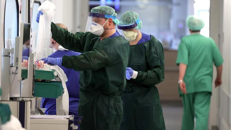 Ditë e zezë në Spanjë, 950 viktima nga koronavirusi në 24 orët e fundit