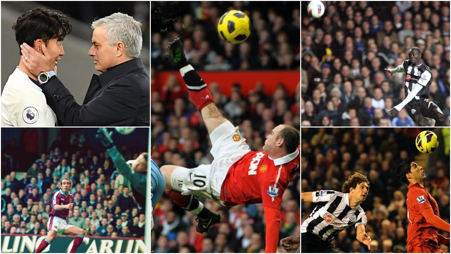 VIDEO   Pesë golat më të bukur në historinë e Premier League, zbuloni fituesin