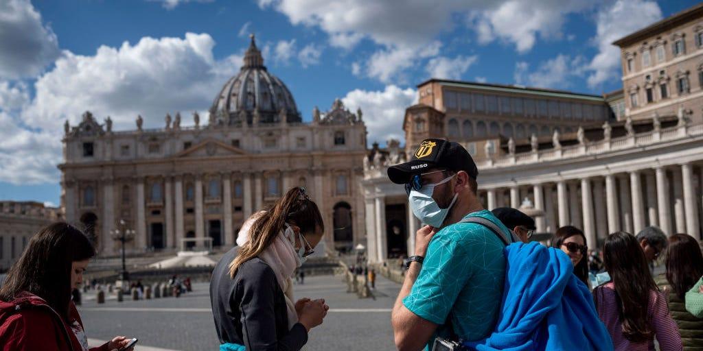 """""""Makthi"""" i Italisë drejt fundit, shënohet ulje e numrit të viktimave dhe të të infektuarve"""