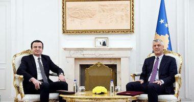 Kurti letër Thaçit, Kosova ka nevojë për një president që respekton kushtetutën