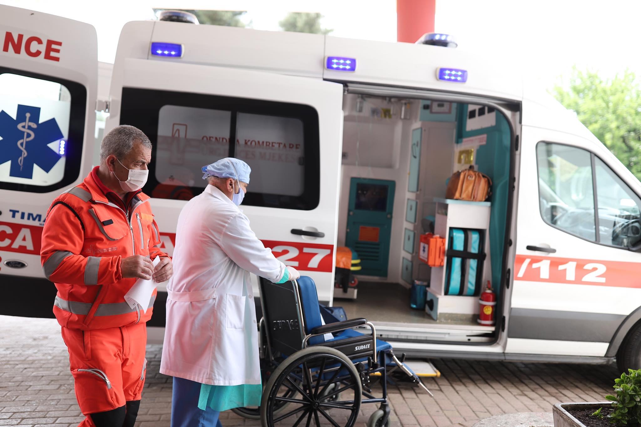 COVID 19, Manastirliu: Ndërhyrjet kirurgjikale te Trauma nuk janë ndalur për asnjë moment