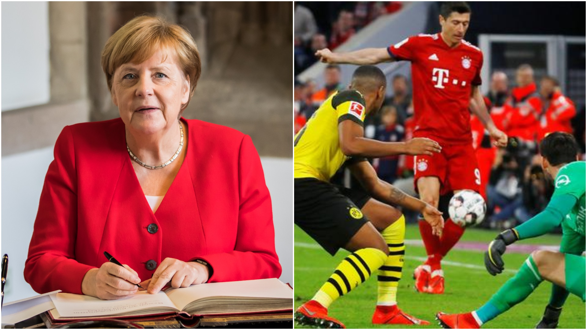 Merkel po vonon me përgjigjen, por Bundesliga nis këtë muaj