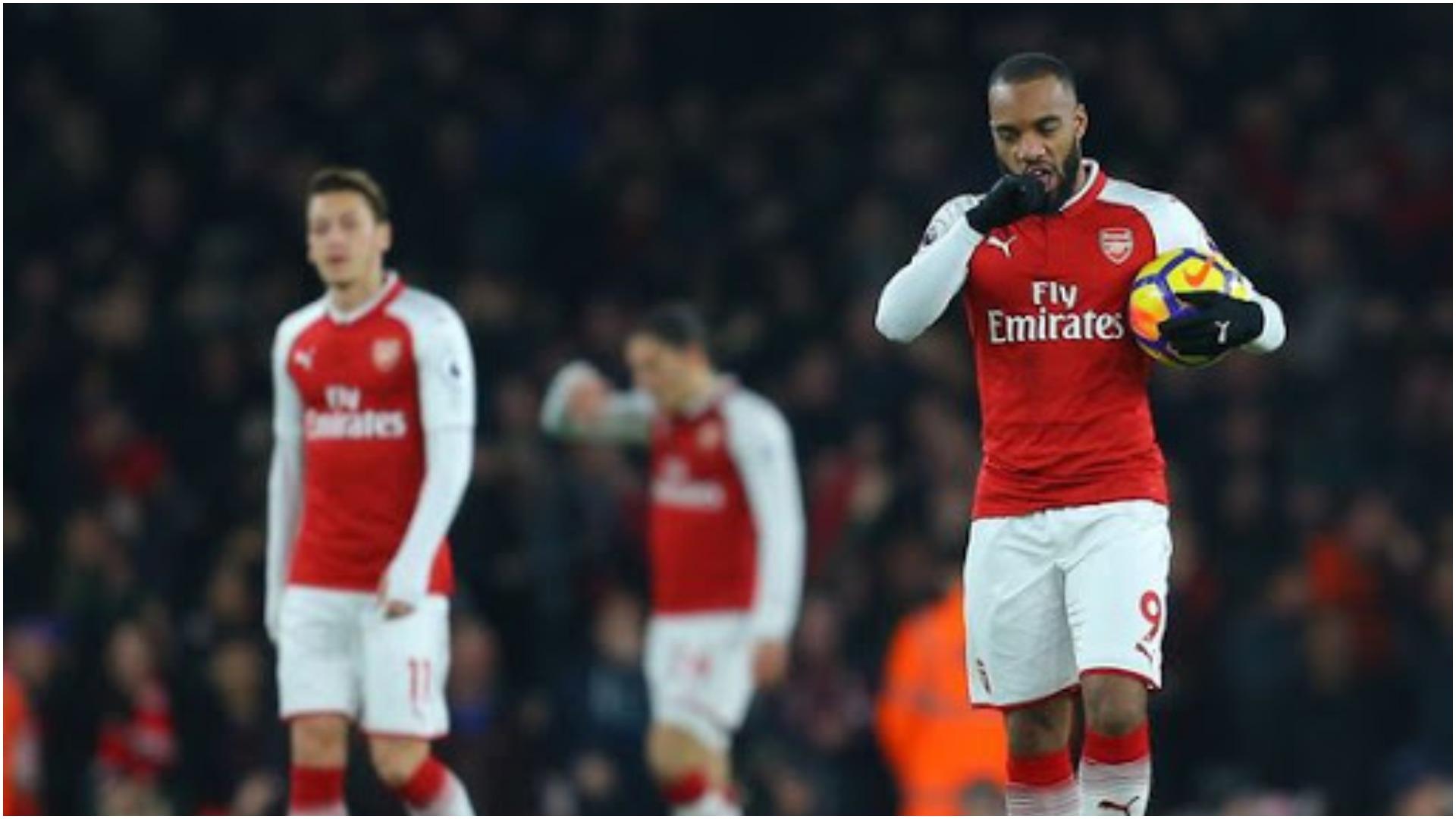 Propozimi për uljen e rrogave, lojtarët e Arsenalit refuzojnë