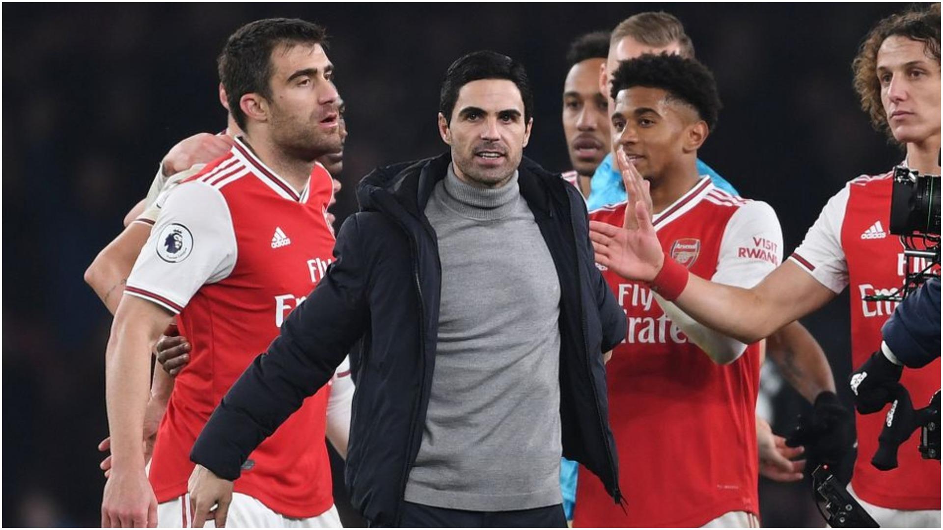 """Bonuse ekstra dhe efekti Arteta, Arsenali bind """"rebelët"""" e skuadrës"""