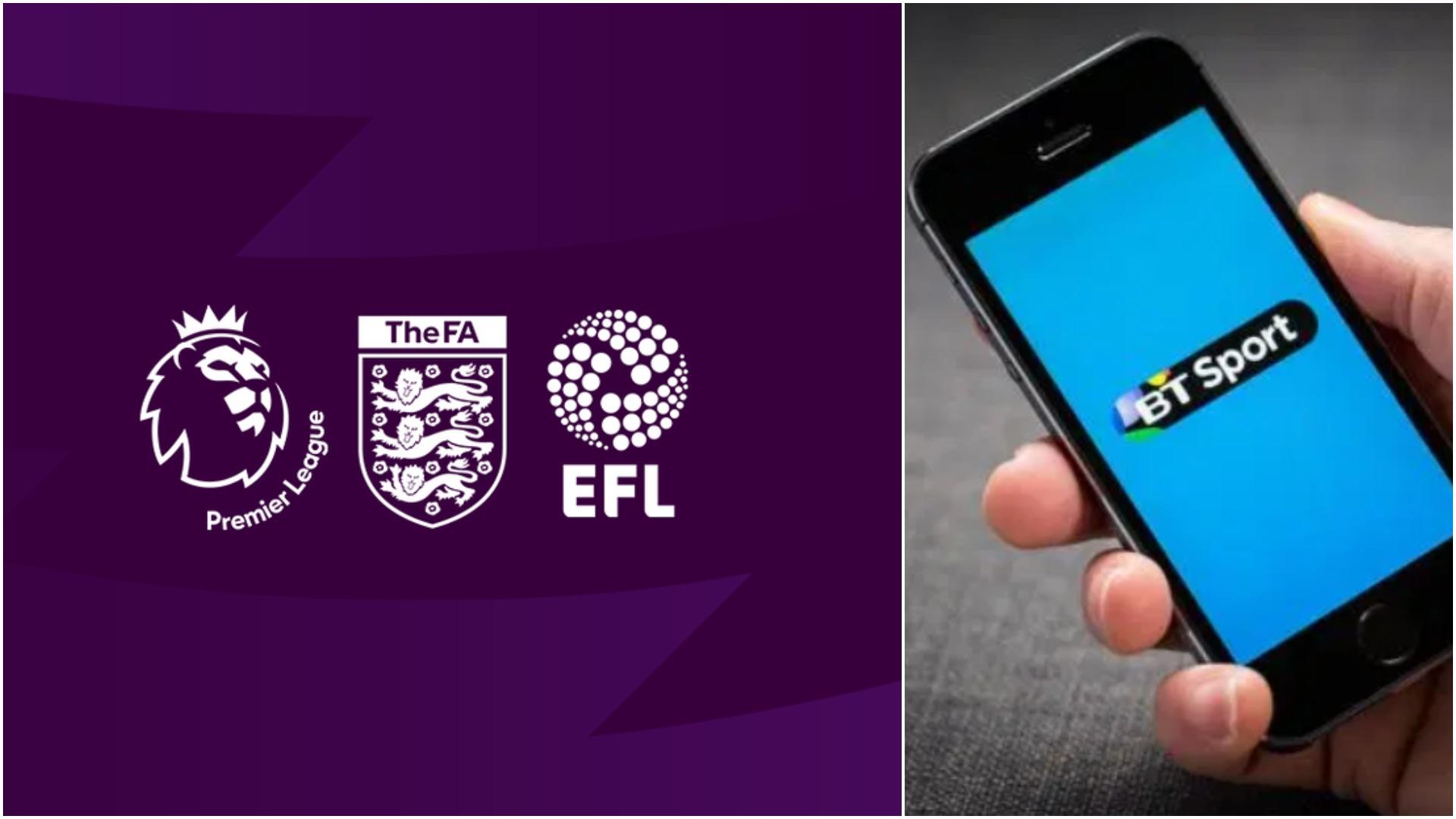 """Nuk ka futboll në Angli, BT Sport """"nderon"""" tifozët me vendimin e fundit"""