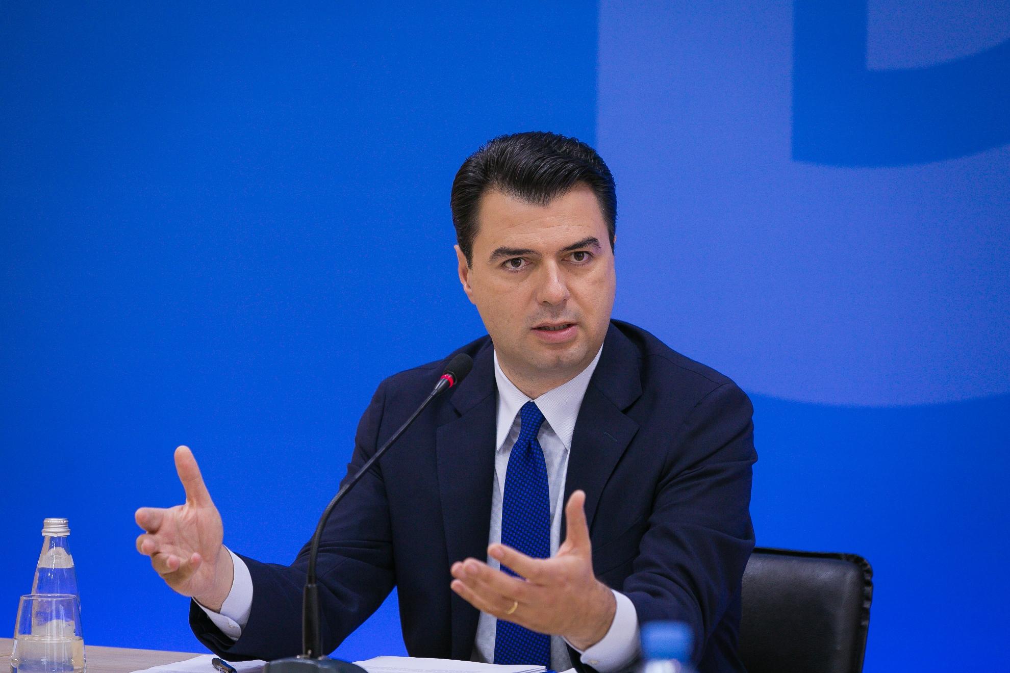 """Arrihet marrëveshja për """"Zgjedhoren"""", Basha: Sot kemi hedhur një hap përpara"""