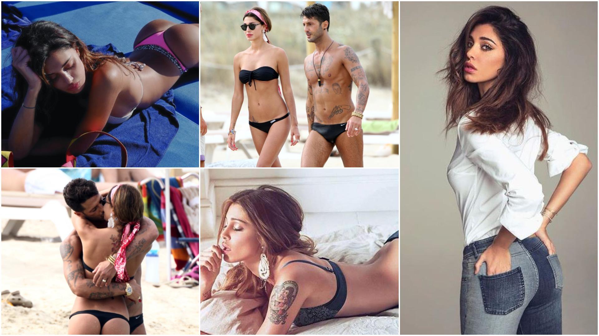 FOTO   Belen Rodriguez shumë seksi me bikini në Ibiza, burri i saj ka ankesa