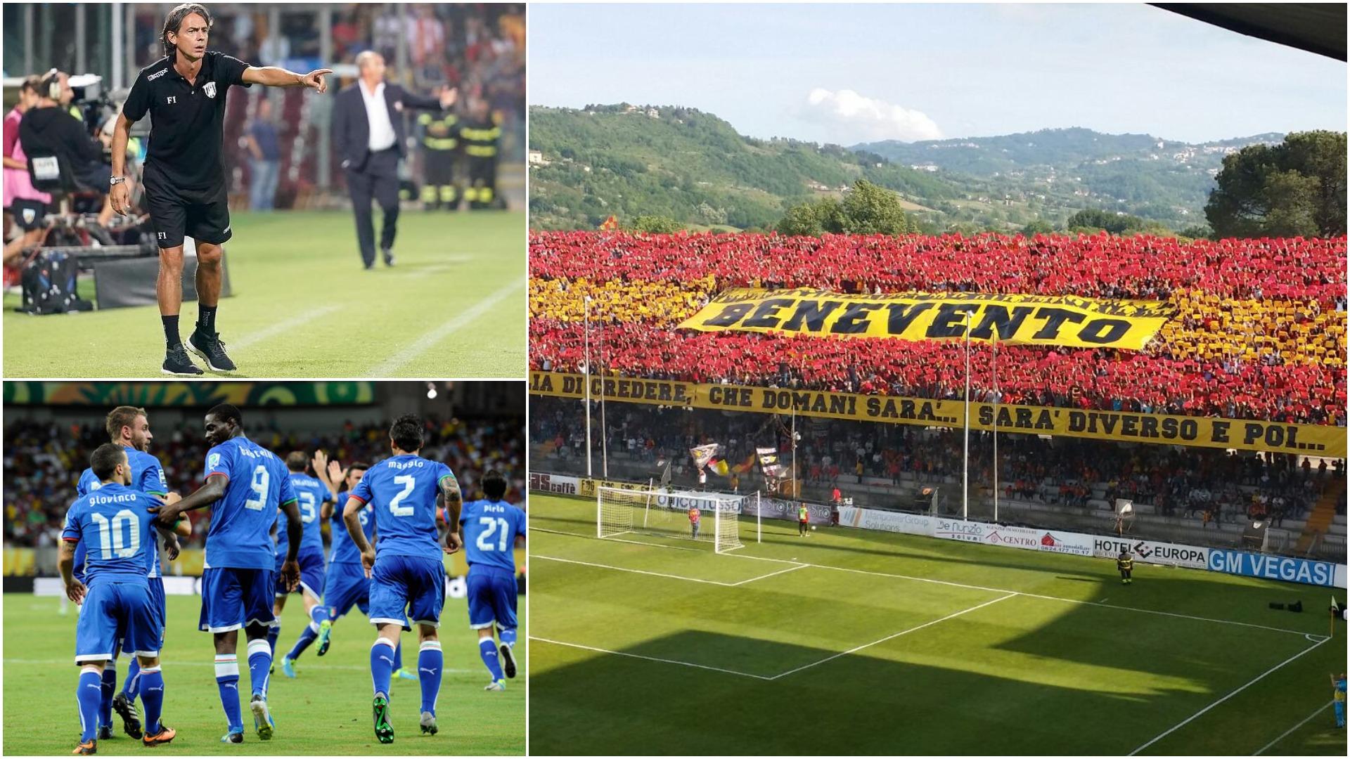 """Dhurata e madhe për Superpipon, Benevento synon """"ish""""-in e Italisë"""