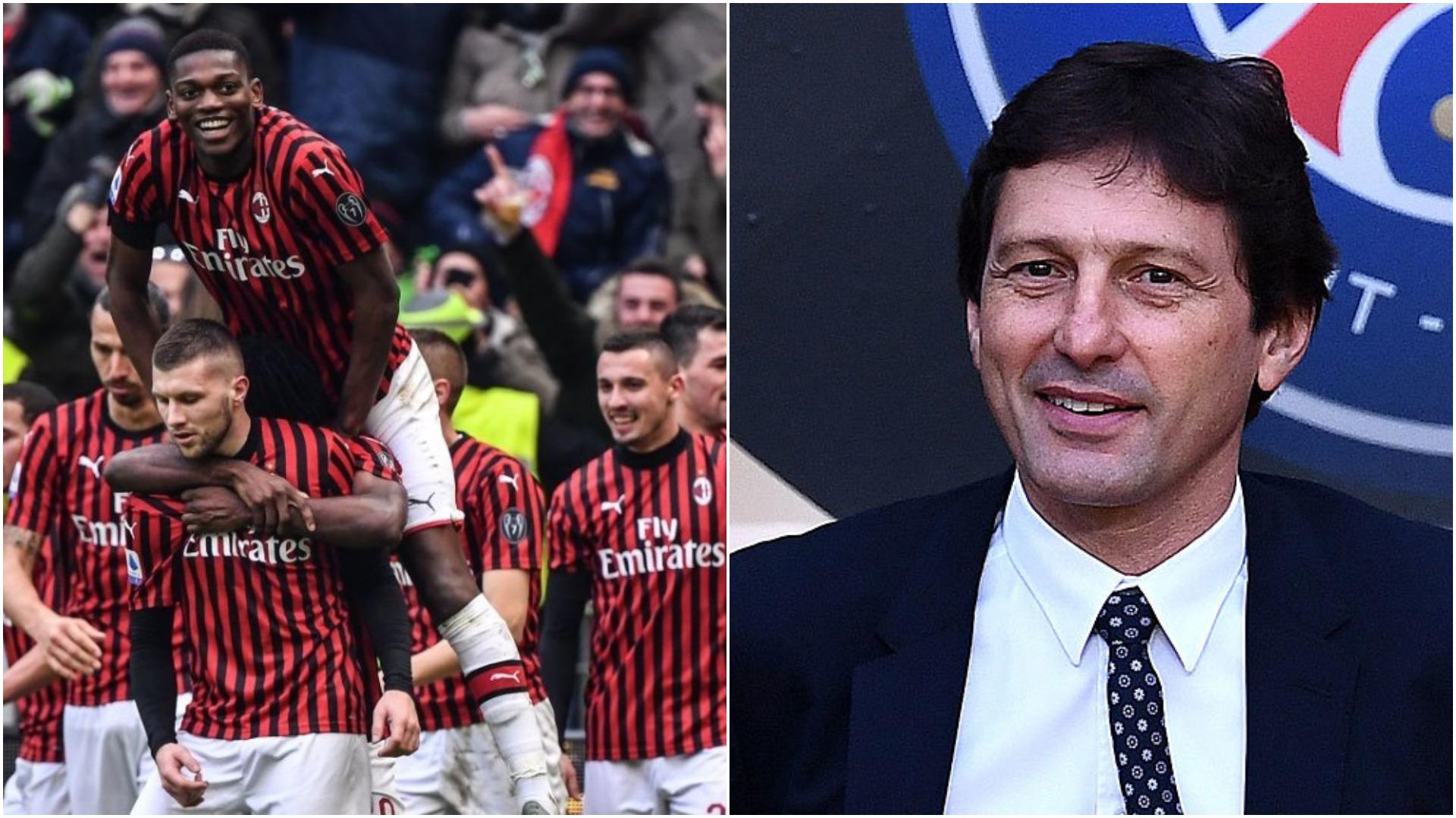 """Oferta e parë e PSG-së refuzohet, Milani """"mban fort"""" zbulimin e sezonit"""