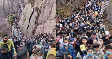Rreziku i koronavirusit nuk është larguar ende, kinezët dynden në vendin e njohur turistik