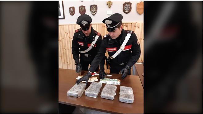 """""""Korrieri i kafesë"""" ngatërron porosinë, arrestohet në Itali shqiptari me 4 kg kokainë"""
