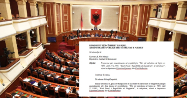Albania, quarantine breakers and evaders face fines and jail up to 15 years