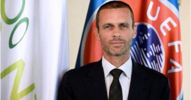 Ceferin: Franca u nxitua, shumica e kampionateve do mbyllen në fushë