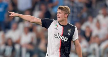 Lumturia bardhezi zgjat pak, De Ligt gati për t'u larguar nga Juventusi