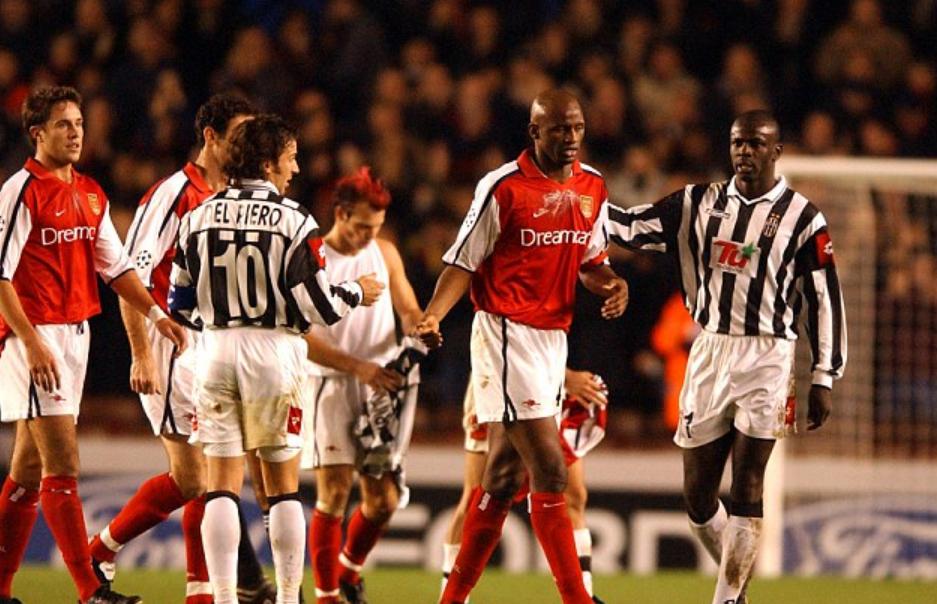 Sekreti i Del Pieros: Zbavitesha në Angli, më ka tërhequr sharmi i Arsenalit