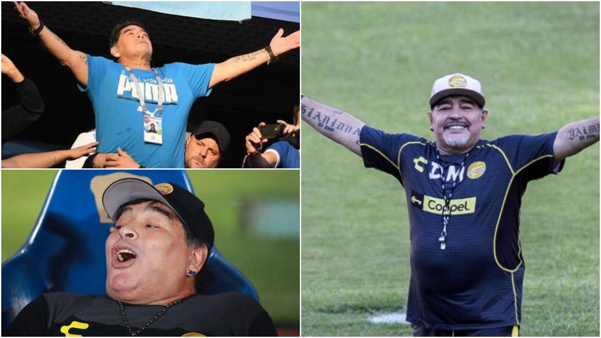 Diegon e sheh Zoti, merret vendimi për kampionatin argjentinas