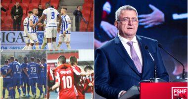 EKSKLUZIVE/ Kriza e futbollit shqiptar: FSHF nuk humb kohë, lëvizja e fundit