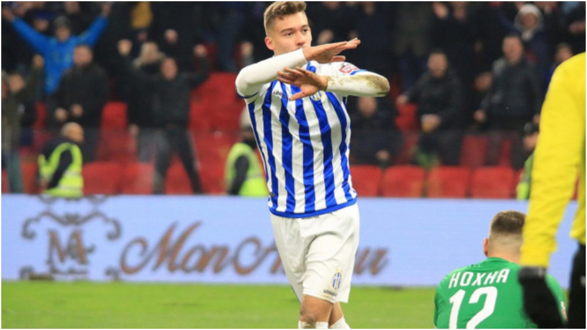 Jo vetëm Dinamo Zagreb, Ernest Muçin e duan edhe tre klubet e njohura greke
