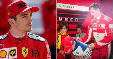 Nostalgjia e Leclerc: Moment special, s'e harroj kurrë atë që bëri Schumacher