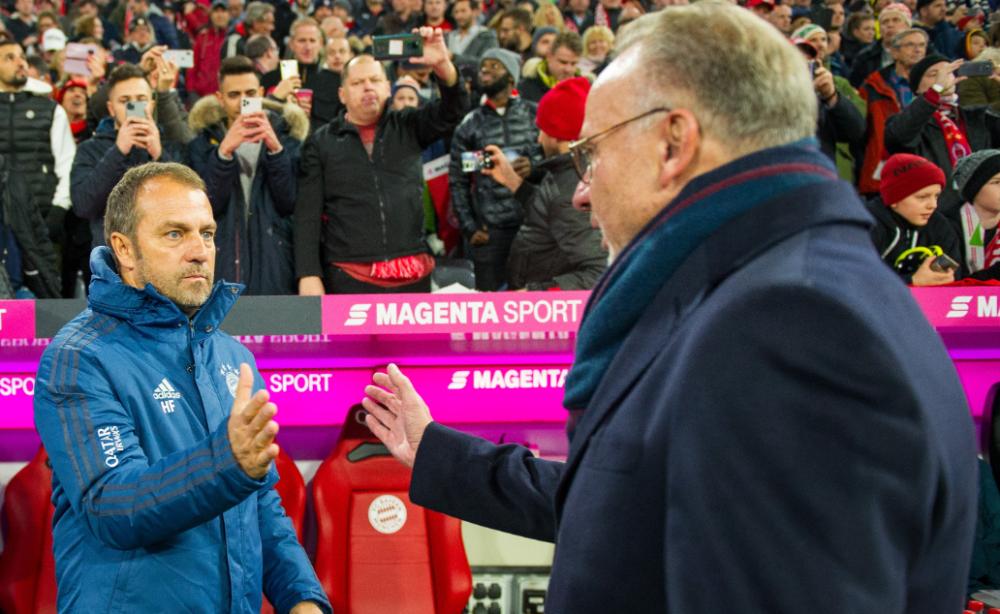 Nuk ka nevojë për trajner të ri, Bayern Munchen rinovon me Hans-Dieter Flick